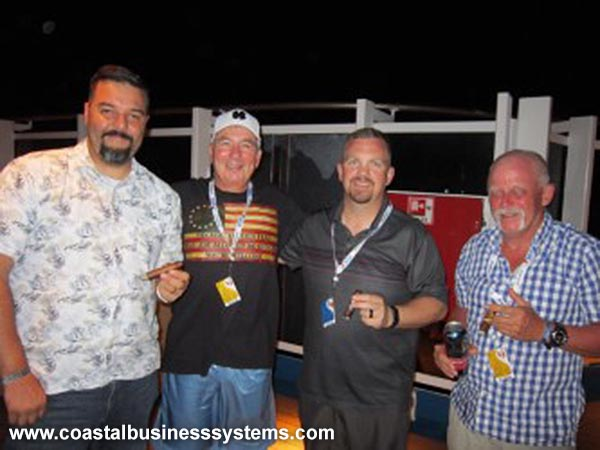Coastal Business Systems Purple Heart Cruise 04