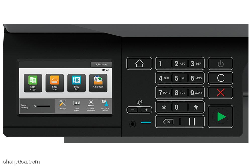 Touchscreen or Non-Touch Printers